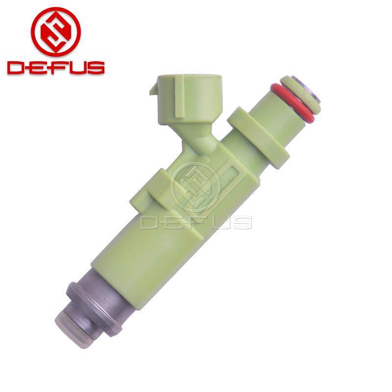 DEFUS low Moq Lexus Fuel Injector Chrysler Fuel Injector Dodge car injector jeep Cherokee injectors Corolla fuel injector LEXUS fuel injector manufacturer for retailing