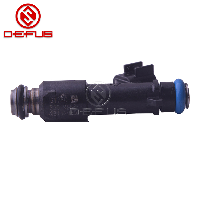 DEFUS customized chevy fuel injection supplier for taxi-3