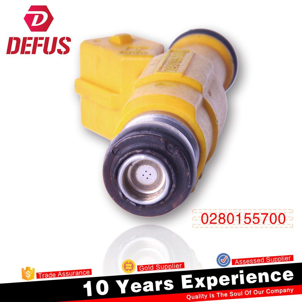 DEFUS 16 Lexus Fuel Injector Chrysler Fuel Injector Dodge car injector jeep Cherokee injectors Corolla fuel injector LEXUS fuel injector trade partner for Nissan