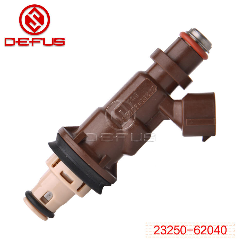 Fuel Injector 23250-62040 For Toyota Tacoma Tundra 4Runner 3.4 V6 flow match