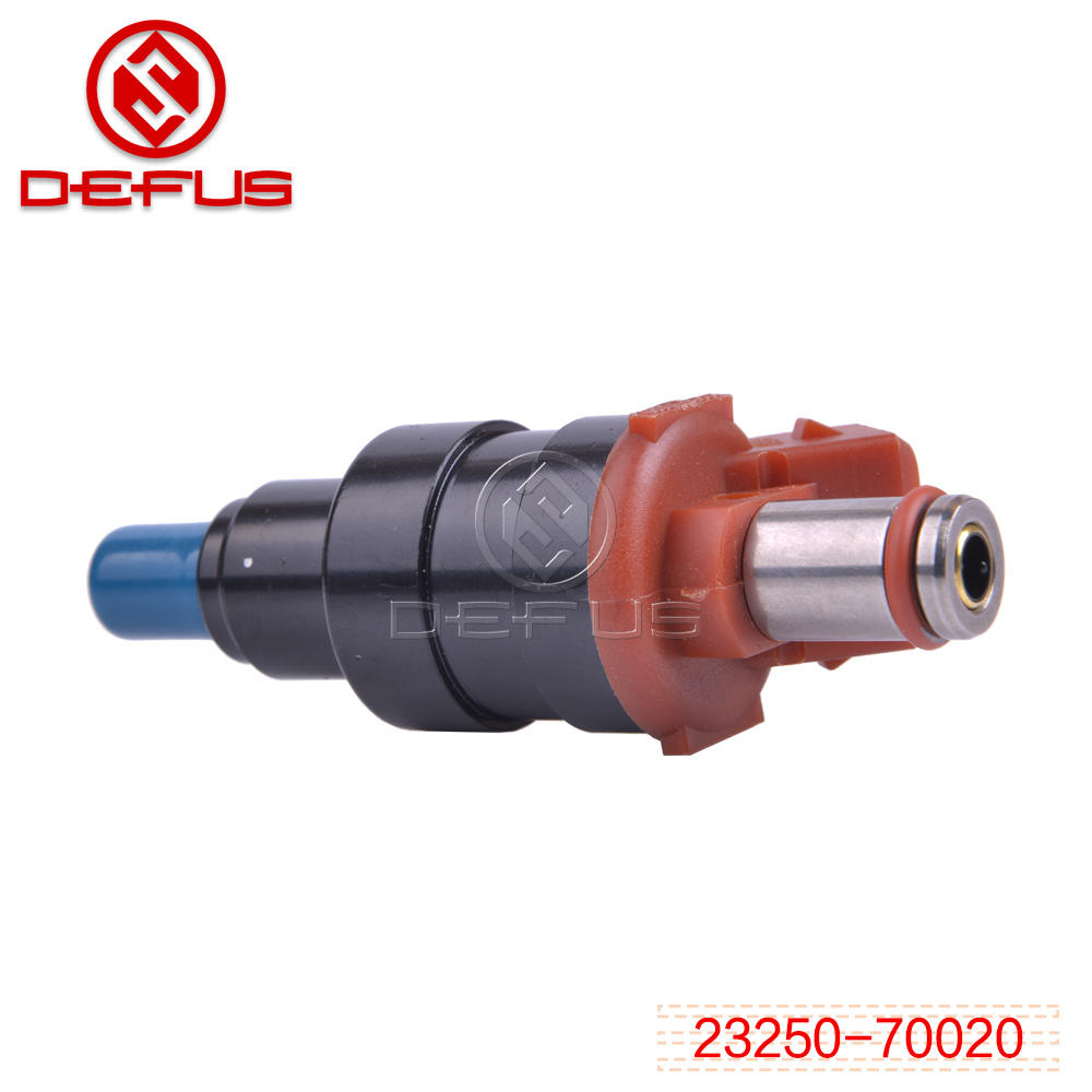 Fuel Injector 23250-70020 for Toyota Land Cruiser
