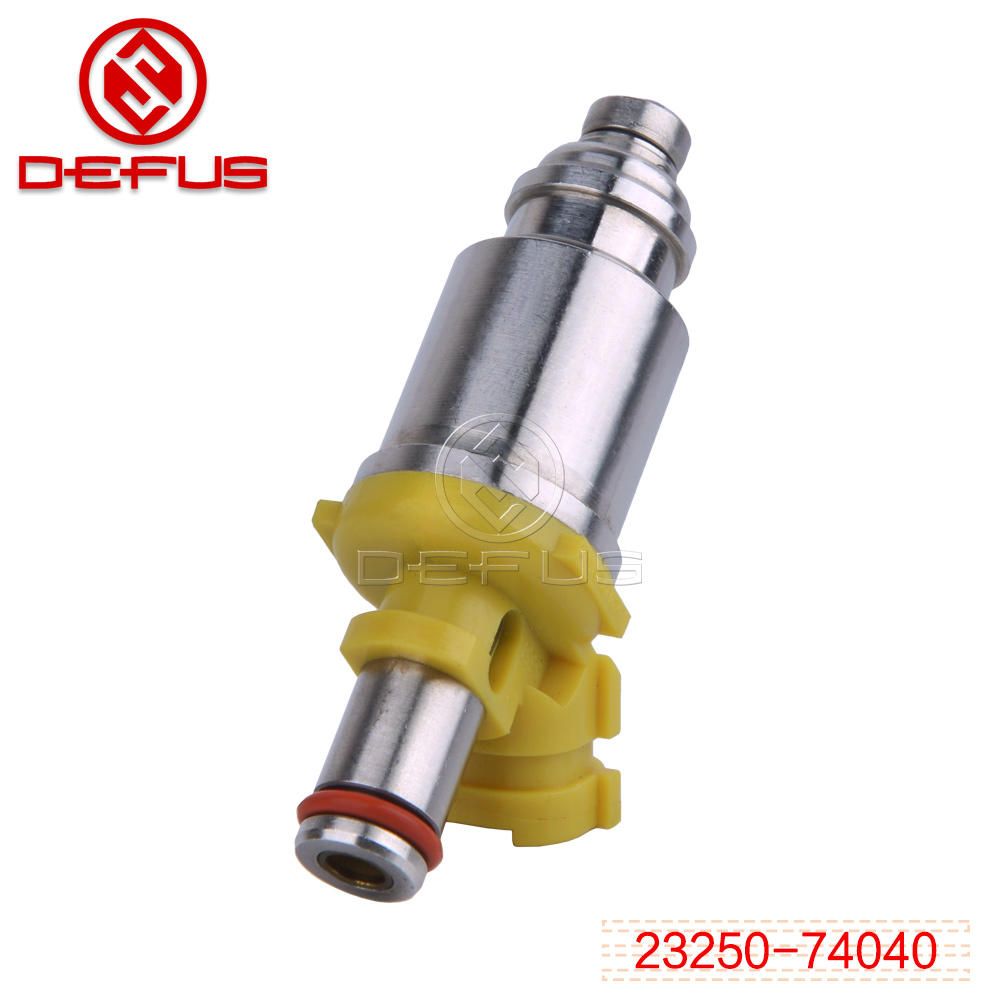 Fuel Injectors 23250-74040 for 1990-1992 Toyota Celica MR2 RAV4 2.2L nozzle