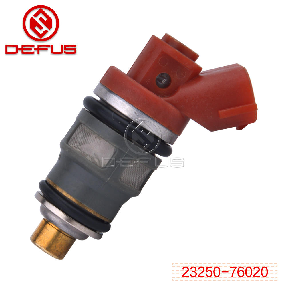 Fuel Injector 23250-76020 for Toyota Previa 2.4L L4 Estima TCR10 TCR2