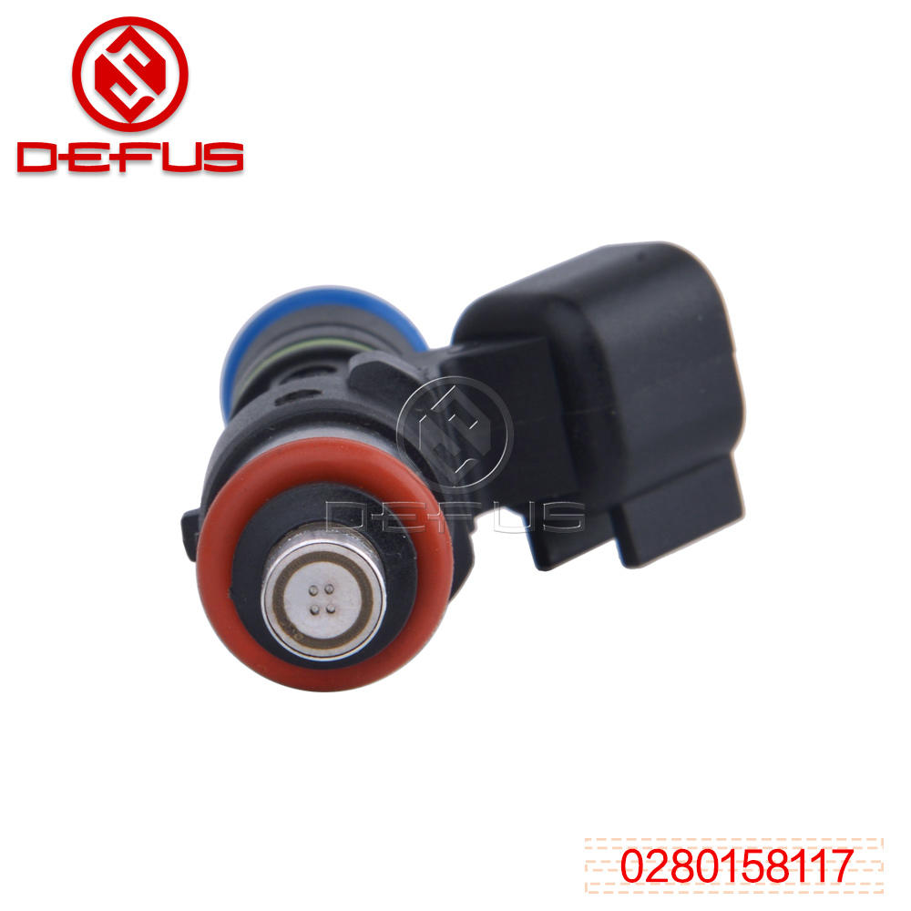 0280158117 Fuel Injectors nozzle 550CC 850CC 1000CC 1300CC 1400CC For Modify Cars High Impedance