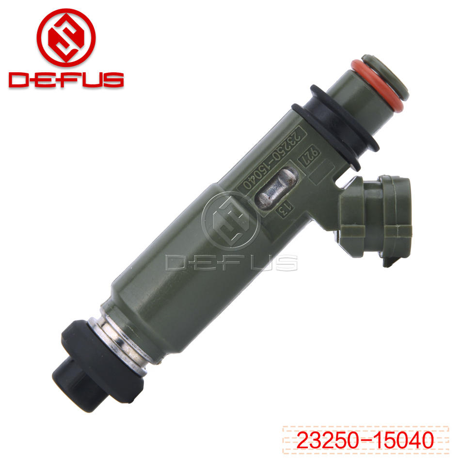 23250-15040 Fuel Injector For Toyota Corolla Spacio Sprinter 1.6L Soluna 1.5L