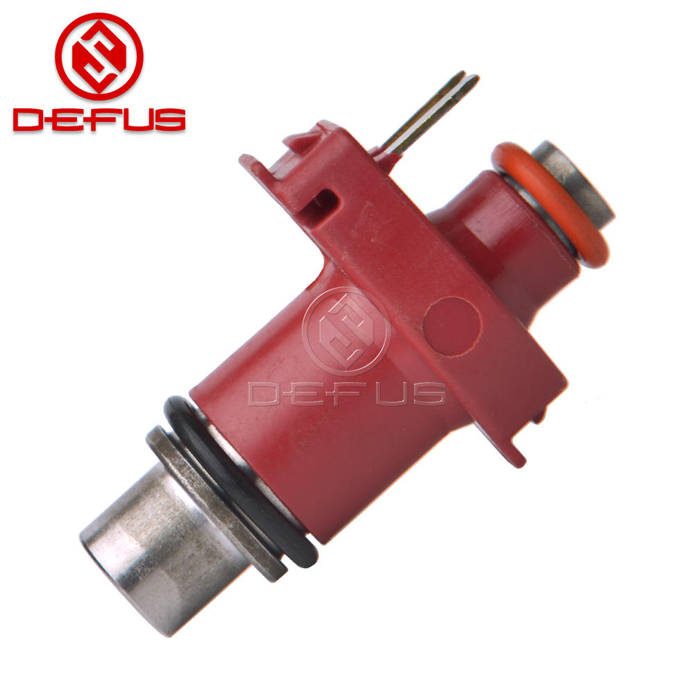 DEFUS New Genuine Red Motorcycle 110CC fuel injector high perfomance