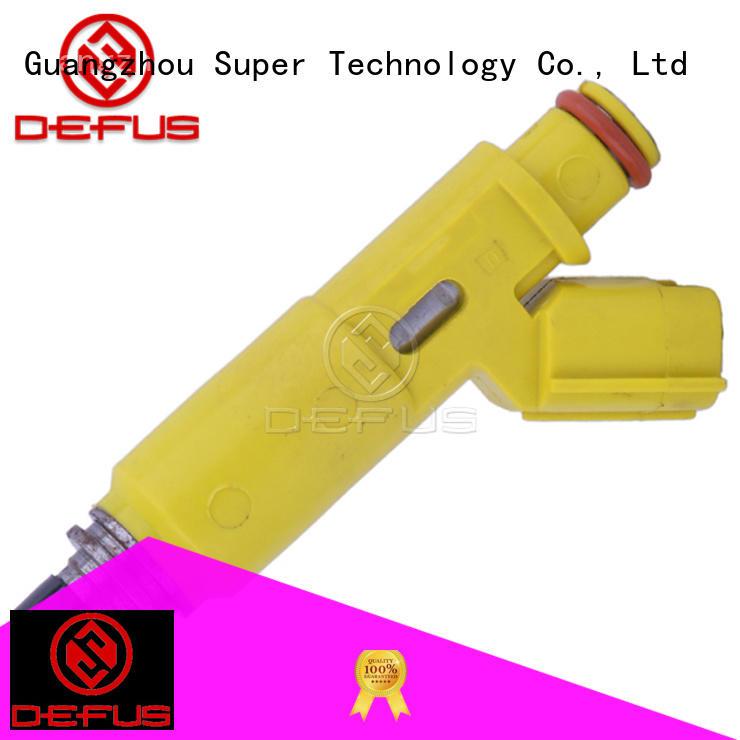 DEFUS original toyota corolla injectors manufacturer aftermarket accessories