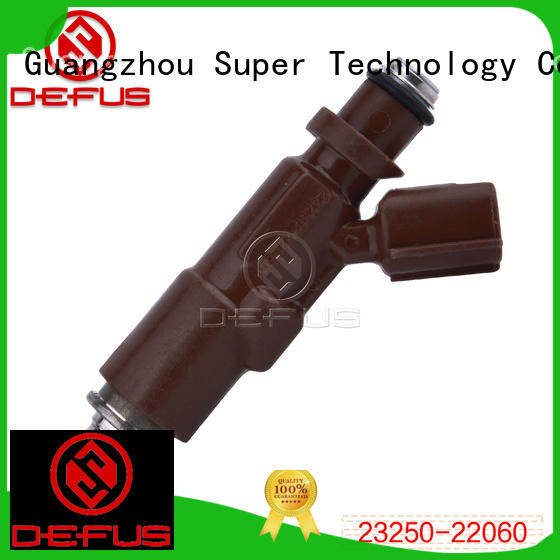 DEFUS original corolla injectors manufacturer aftermarket accessories