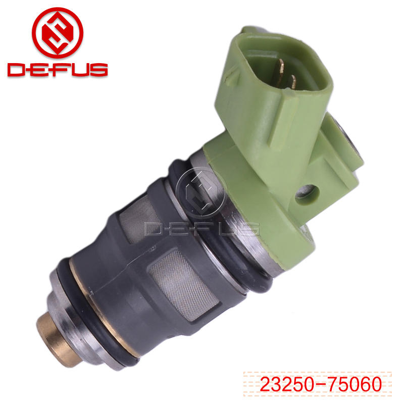 Fuel Injector Nozzle 23250-75060 for Toyota Hiace Pickup 4Runner 2.4 3.0L