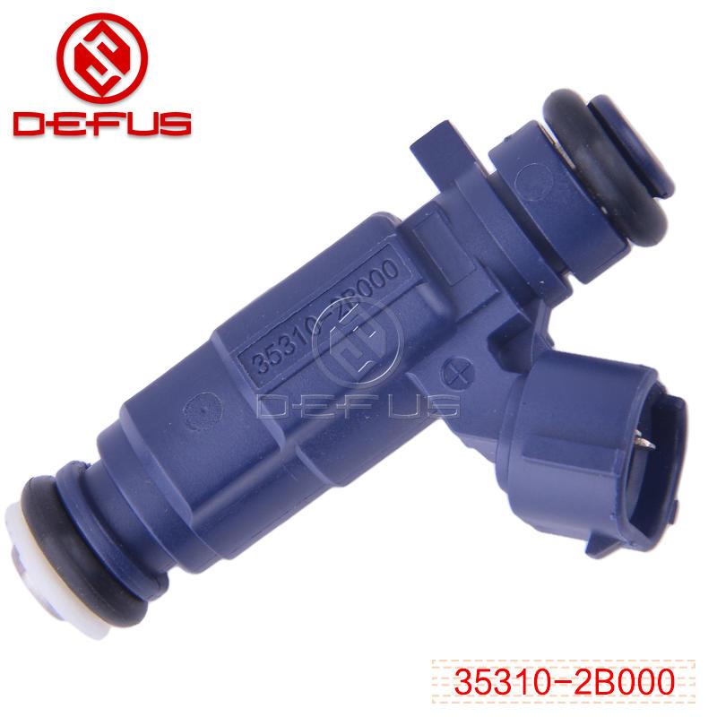 Fuel Injector 35310-2B000 For Hyundai i20 i30 Kia Cee'D 1.4 Nozzle flow match