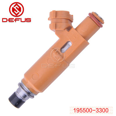 Fuel Injector 195500-3300 For Mitsubishi Montero Sport 3.5L 98-04 flow match