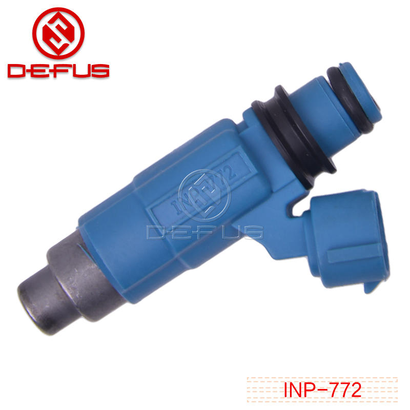 INP-772 Fuel Injector For For Suzuki Carry Mazda BT-50 B-2.6 flow matched