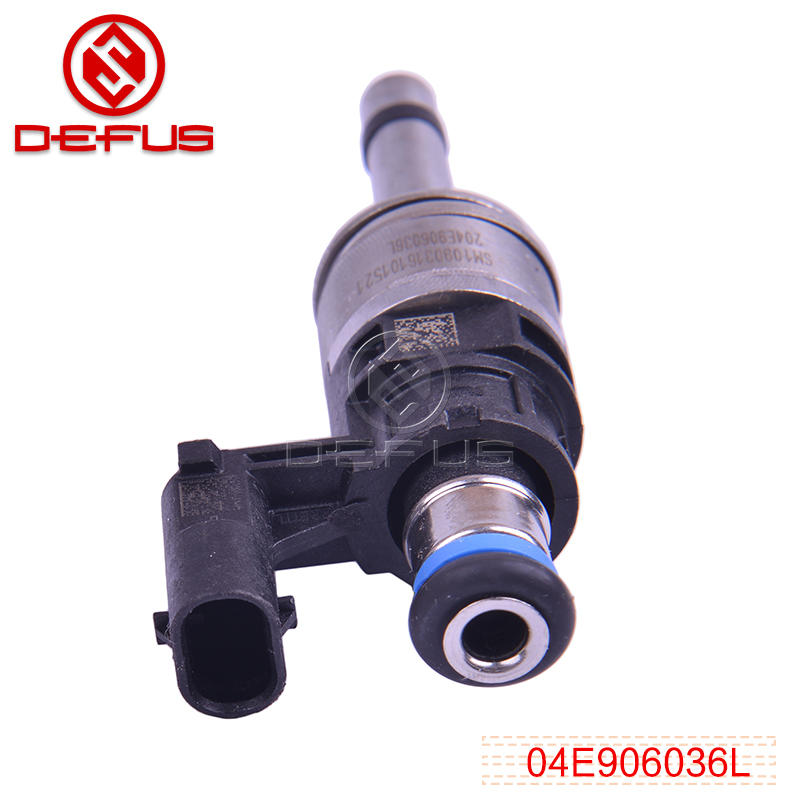 Fuel Injector OEM 4e906036L For Volkswagen Fuel Injection car parts Nozzle