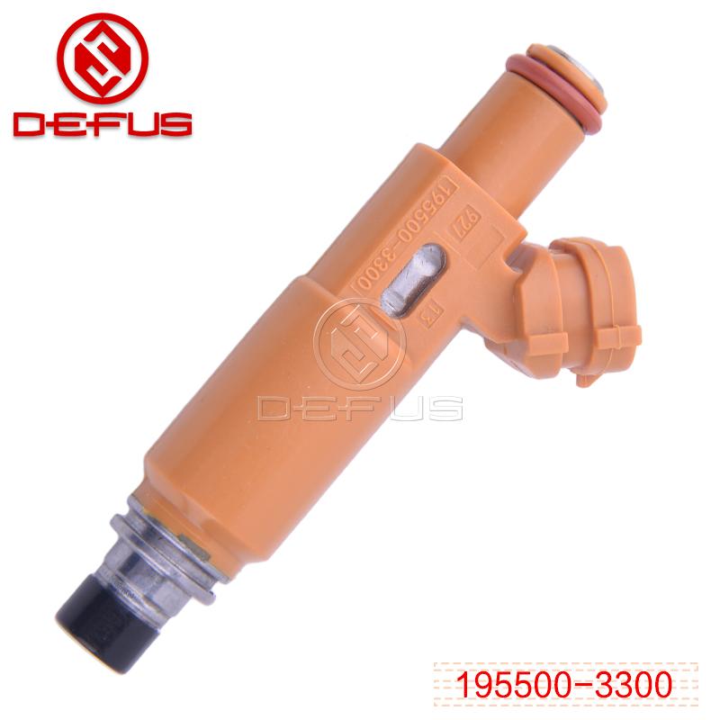 DEFUS-High-quality Mitsubishi Fuel Injectors | Fuel Injector 195500-3300