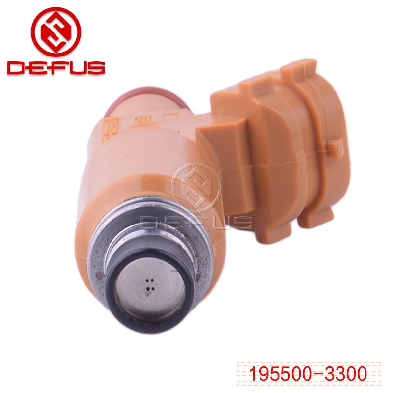 DEFUS-High-quality Mitsubishi Fuel Injectors | Fuel Injector 195500-3300-3