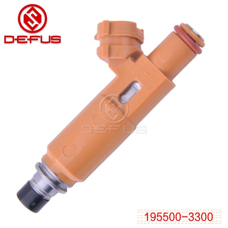 DEFUS-High-quality Mitsubishi Fuel Injectors | Fuel Injector 195500-3300-4