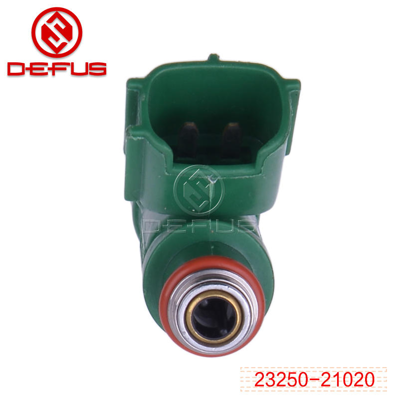 high quality 2000 toyota 4runner fuel injector producer for Toyota DEFUS