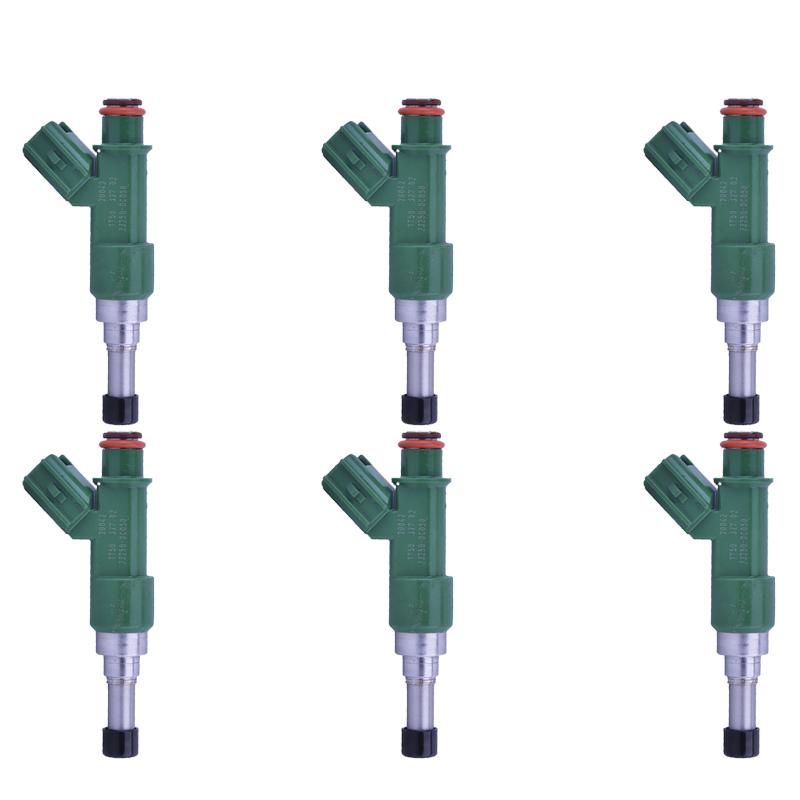 DEFUS-Professional Toyota Fuel Injectors 2001 Toyota Corolla Fuel Injectors-5