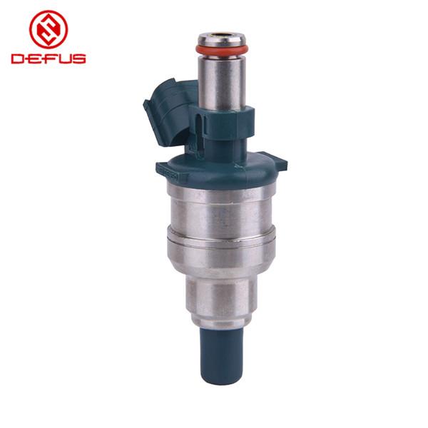 DEFUS-Suzuki Injector, Flow Matched Fuel Injector Nozzle 195500-2350-4
