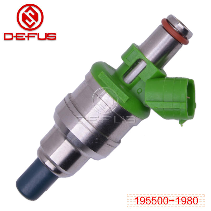 High quality 195500-1980 Fuel Injector for Mazda MPV 1989-1998 3.0L