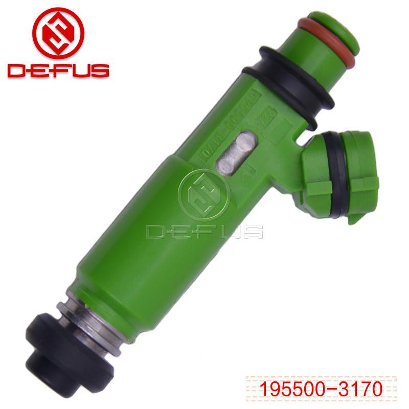 195500-3170 Fuel Injector for 98-03 Misubishi 6g72 Montero Sport 3.0L nozzle
