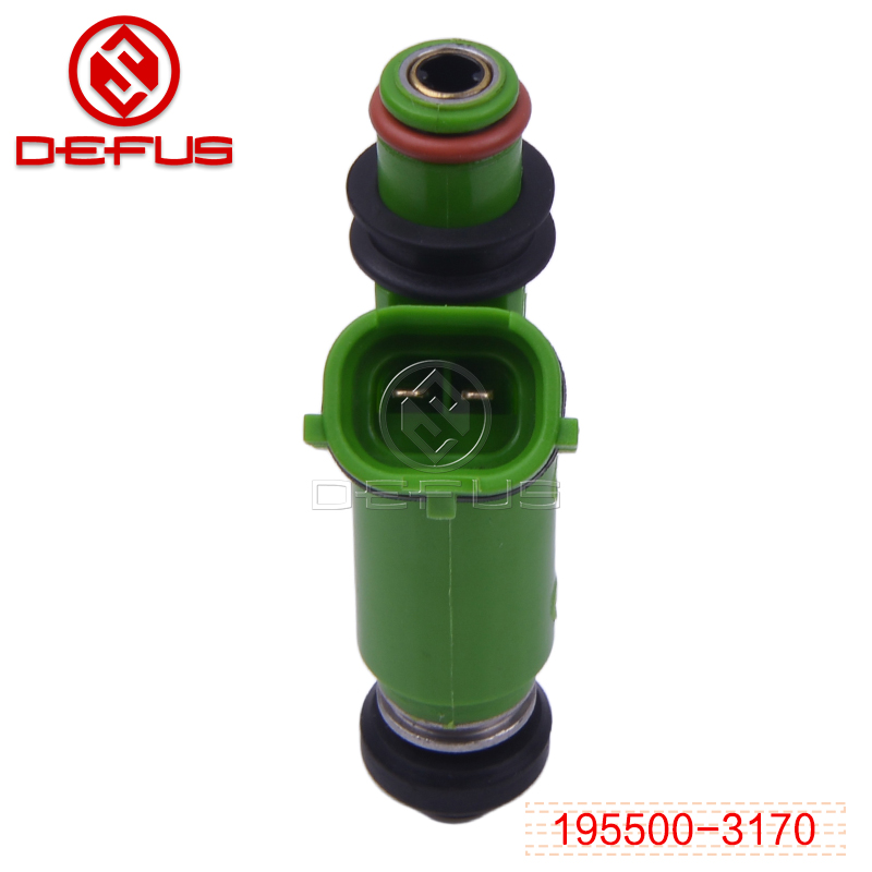 DEFUS-Manufacturer Of Mitsubishi Injectors 195500-3170 Fuel Injector-2