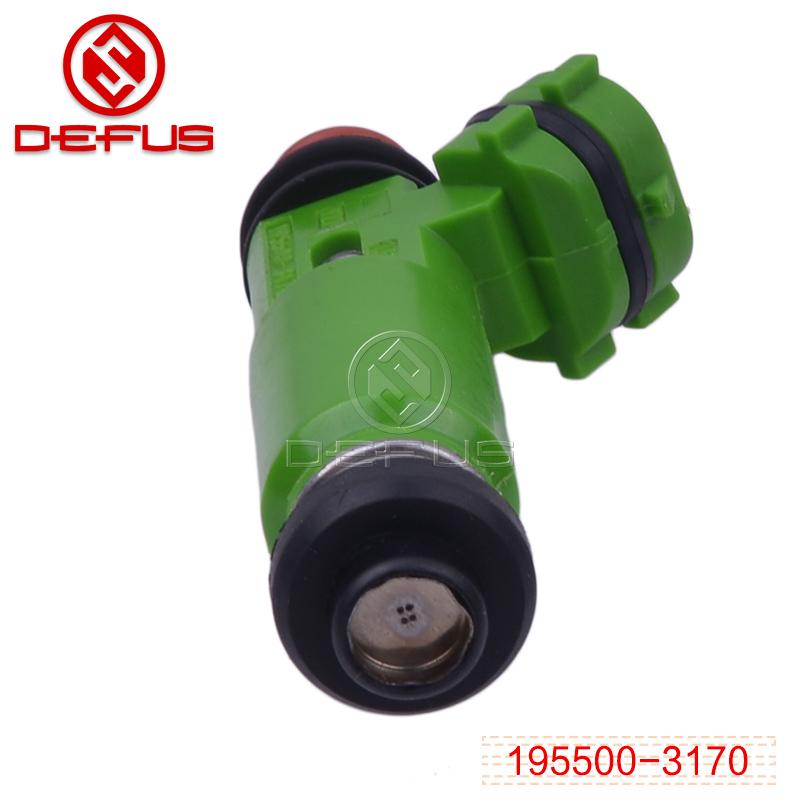 DEFUS-Manufacturer Of Mitsubishi Injectors 195500-3170 Fuel Injector-3