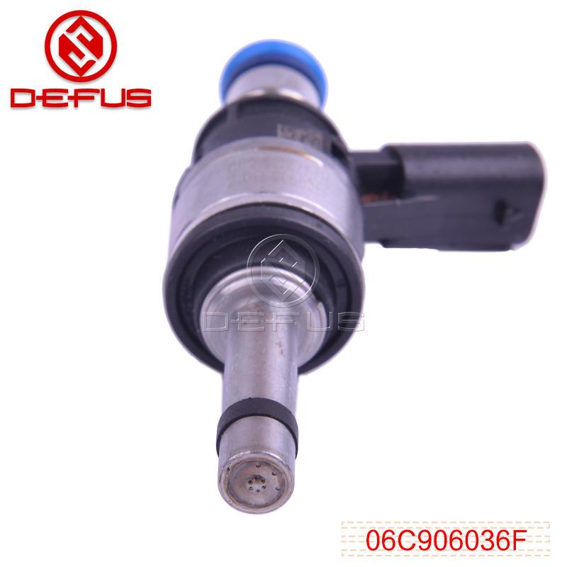 Fuel injector fits for Audi Q7 A4 A5 A6 A7 v6 OEM 06C906036F 06C906036C nozzle