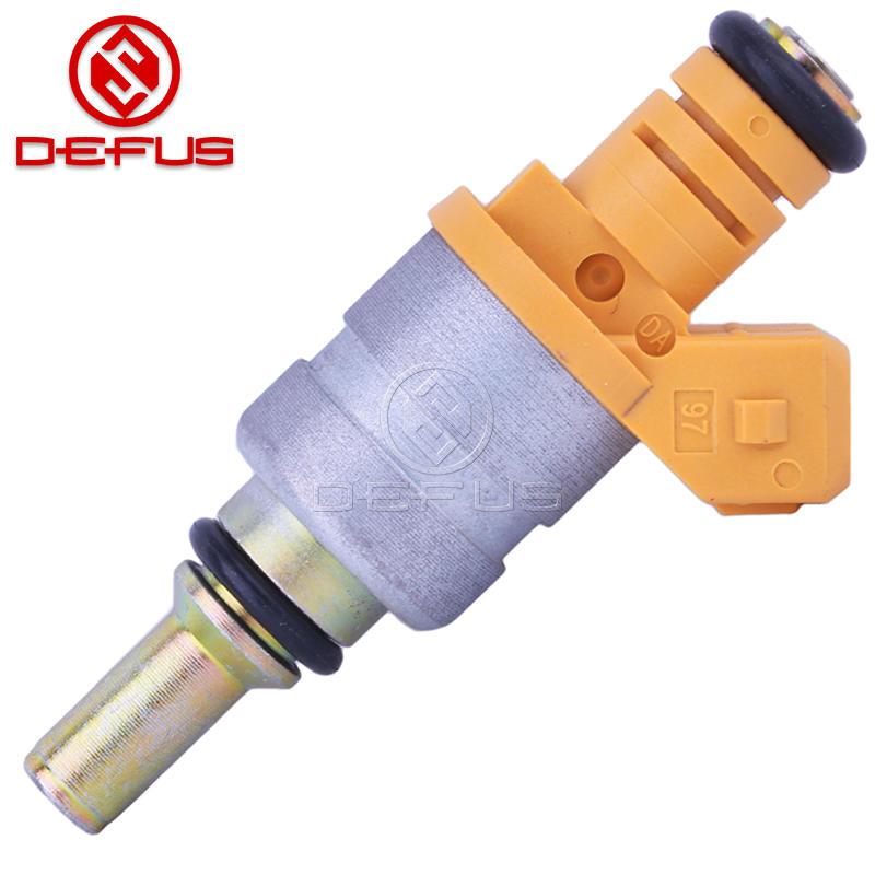 DEFUS New Genuine INJECTORS OK30E13250 FITS 2001-2005 KIA RIO 1.5L 1.6L L4