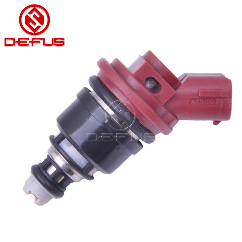 DEFUS Fuel Injectors 16611AA310 fit Subaru Legacy 2.2/2.5L Impreza Flow matched