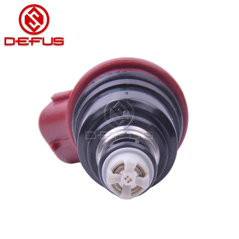 DEFUS Fuel Injectors 16611AA310 fit Subaru Legacy 2.2/2.5L Impreza Flow matched