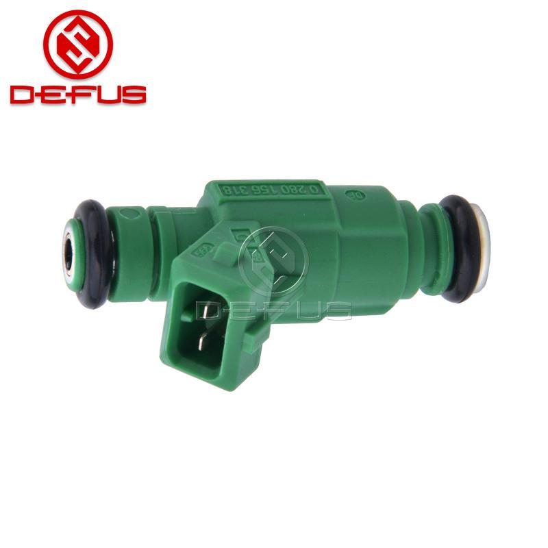 Fuel Injector 0280156318 1984E9 For Peugeot 206 307 Citroen C2 C3 C4 Xsara 2 Berlingo 1.6 16V