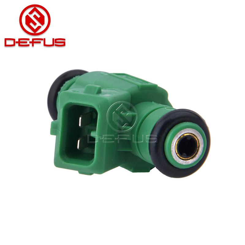 DEFUS-406 Injectors, Fuel Injector For Peugeot 206 307 Citroen C2 C3-2