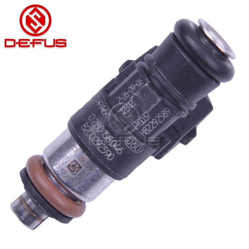 DEFUS-Dacia Fuel Injector | Petrol Injector 0280158046 - Defus Fuel Injectors-1