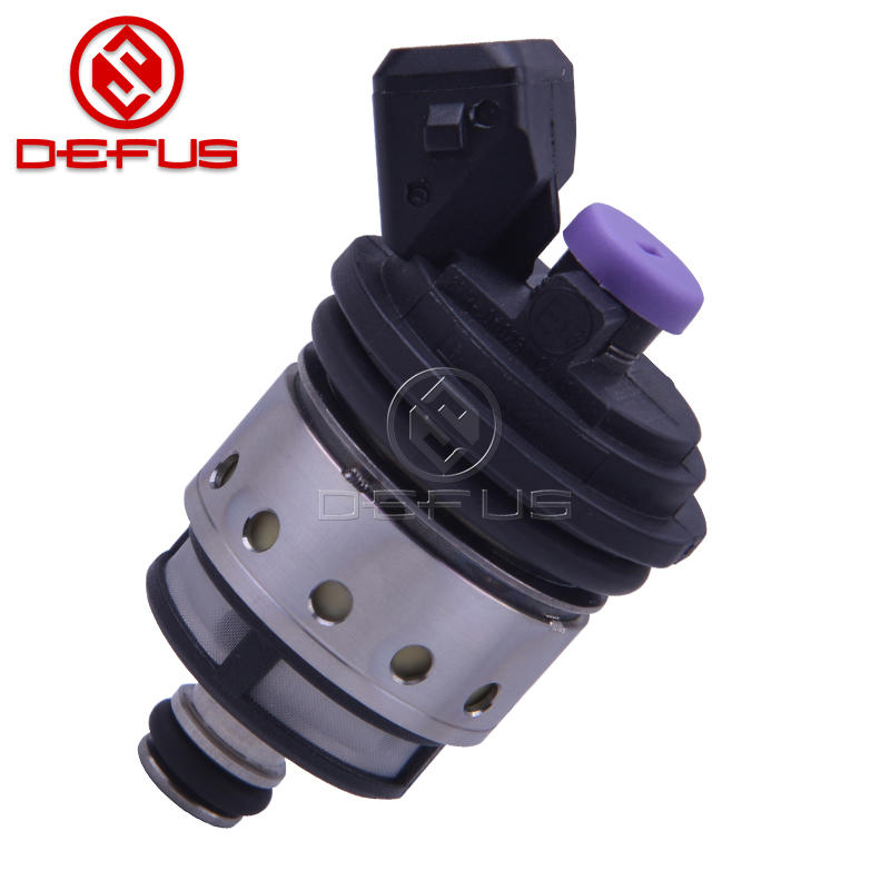 DEFUS High impedance gas fuel injector OEM 25897553 for car replacement