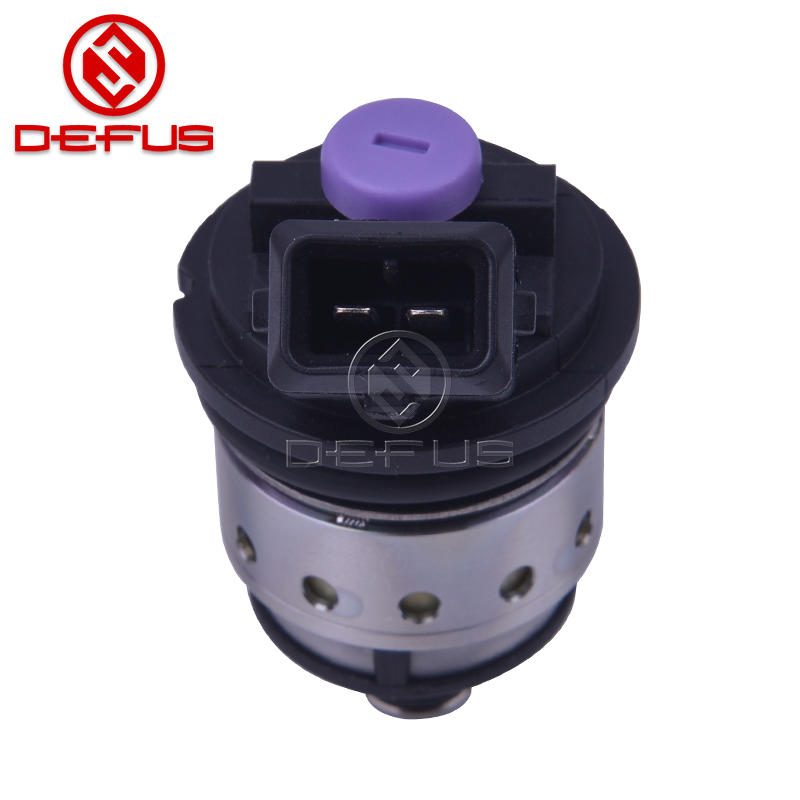 High impedance gas fuel injector 25897553 for car replacement
