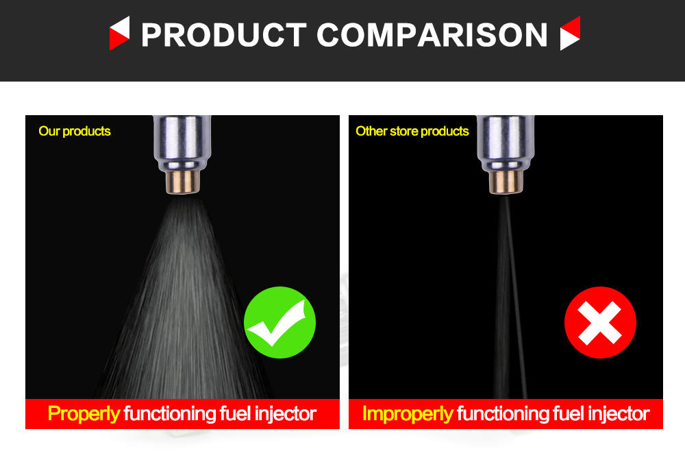 customized new fuel injectors for vehicle