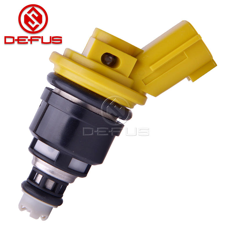 DEFUS Yellow Side 555cc Fuel Injector 16600-RR543 For Nissan Skyline R33 Silvia S14  Z32 SR20DET