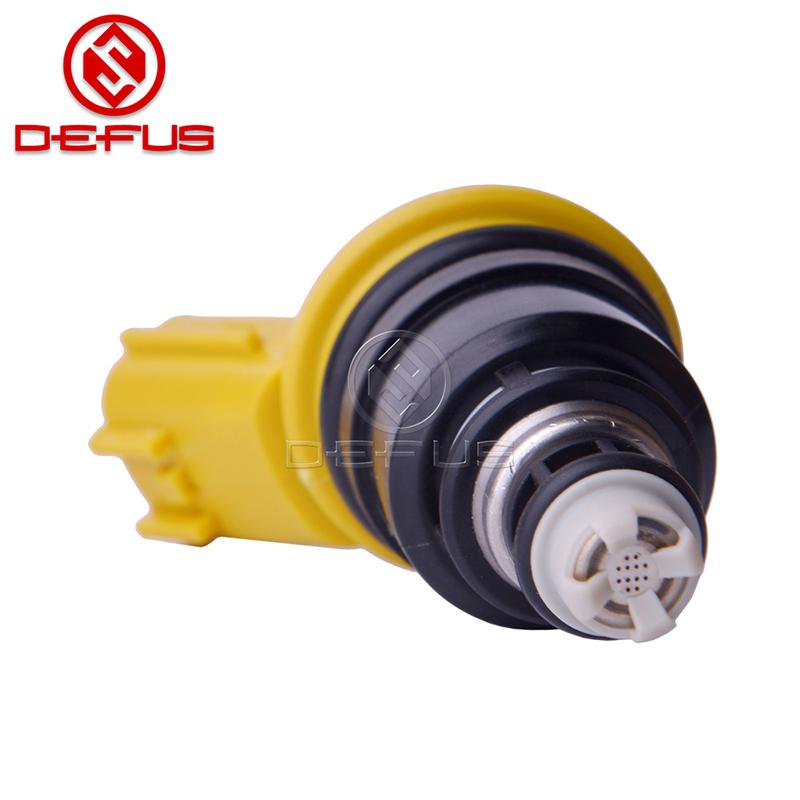 DEFUS-Professional Nissan Sentra Fuel Injector 2001 Nissan Xterra Fuel-3