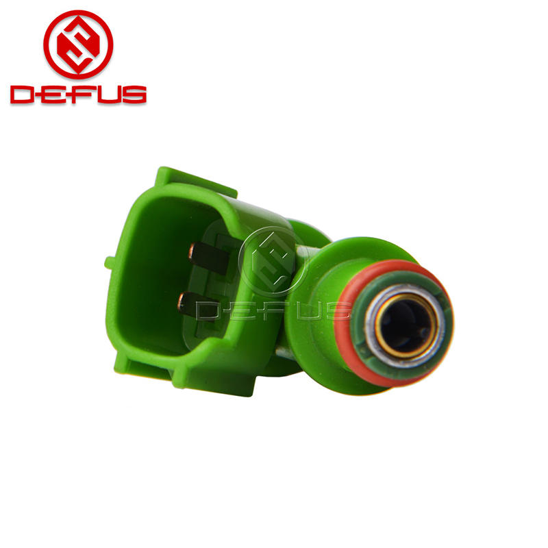 Hot Sale New Arrival High Quality Fuel Injector For TOYOTA 2TRFE Hilux Vigo Oem Number 23250-0C020 23209-0C020 Green Nozzle