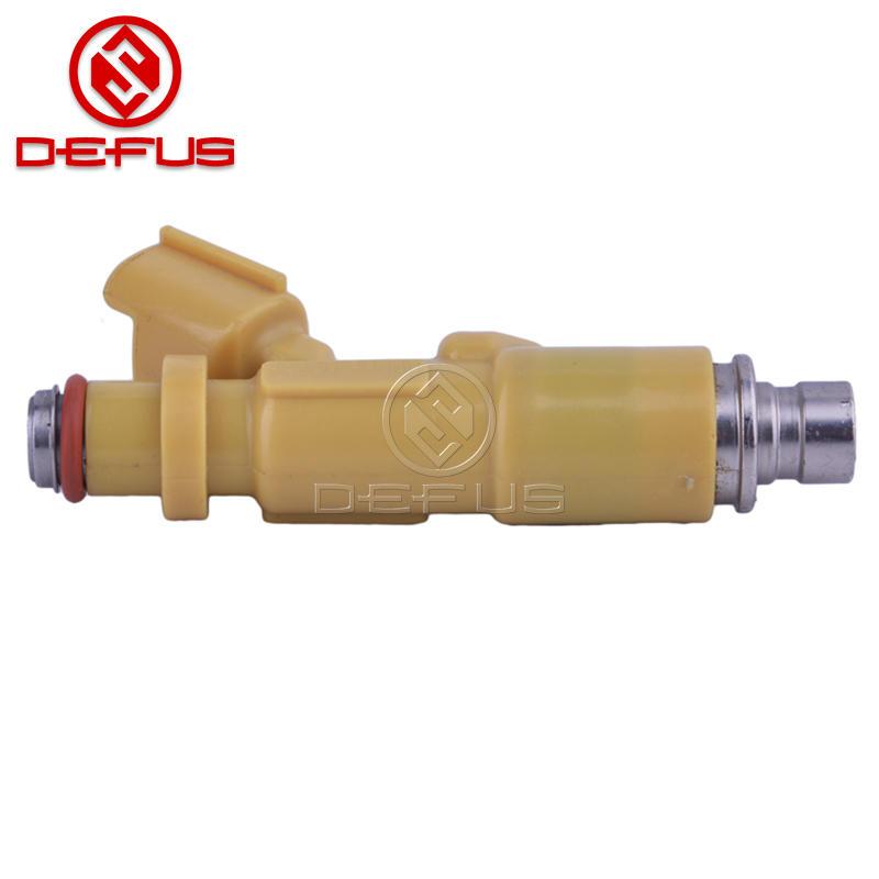 DEFUS Fuel Injector nozzle OEM 23250-22030 23209-22030 for Toyota Celica Matrix Pontiac Vibe  1.8L 2ZZGE