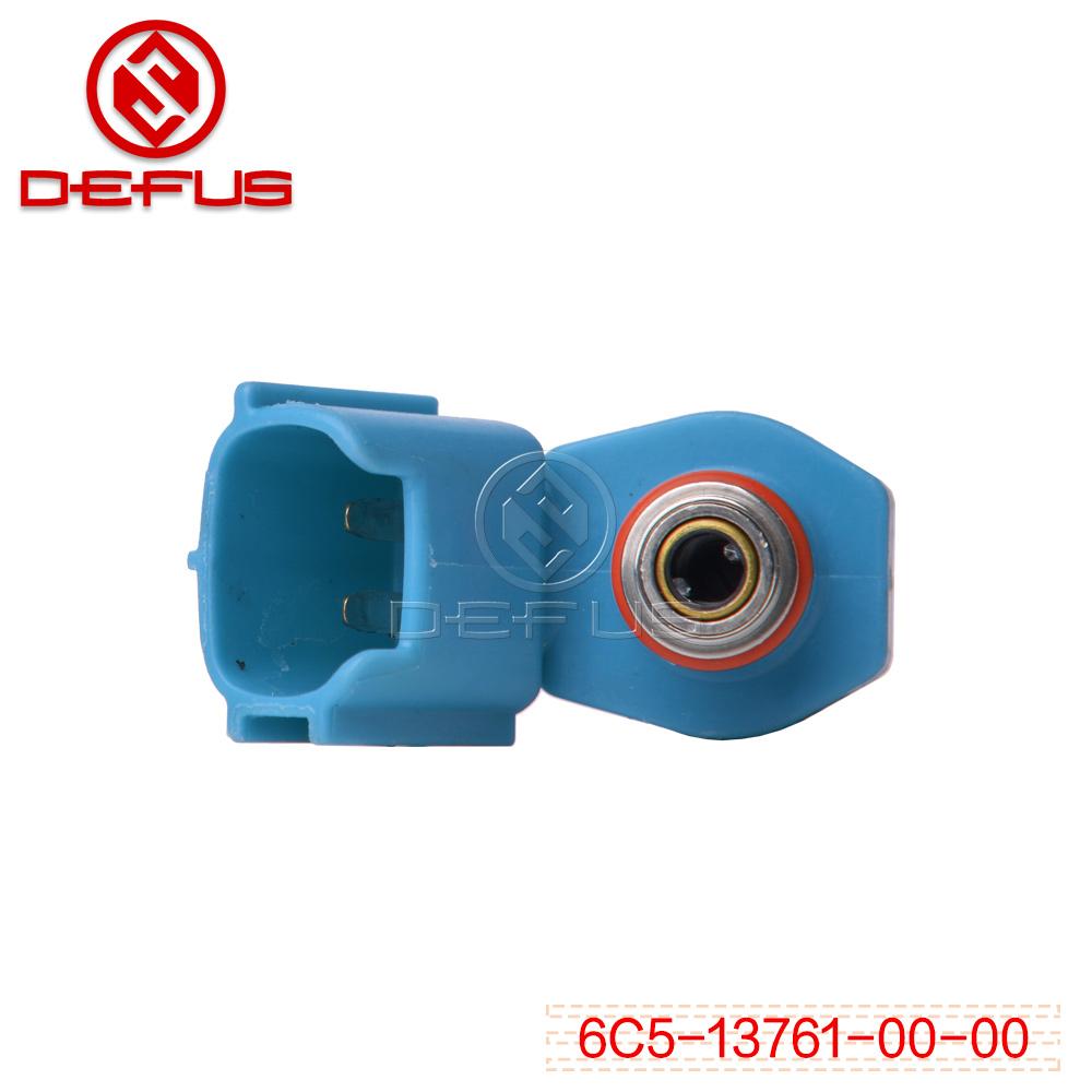 Fuel Injector 6C5-13761-00-00 For YAMAHA 40-50-60 HP 4 Stroke 50-60HP 2 Stroke