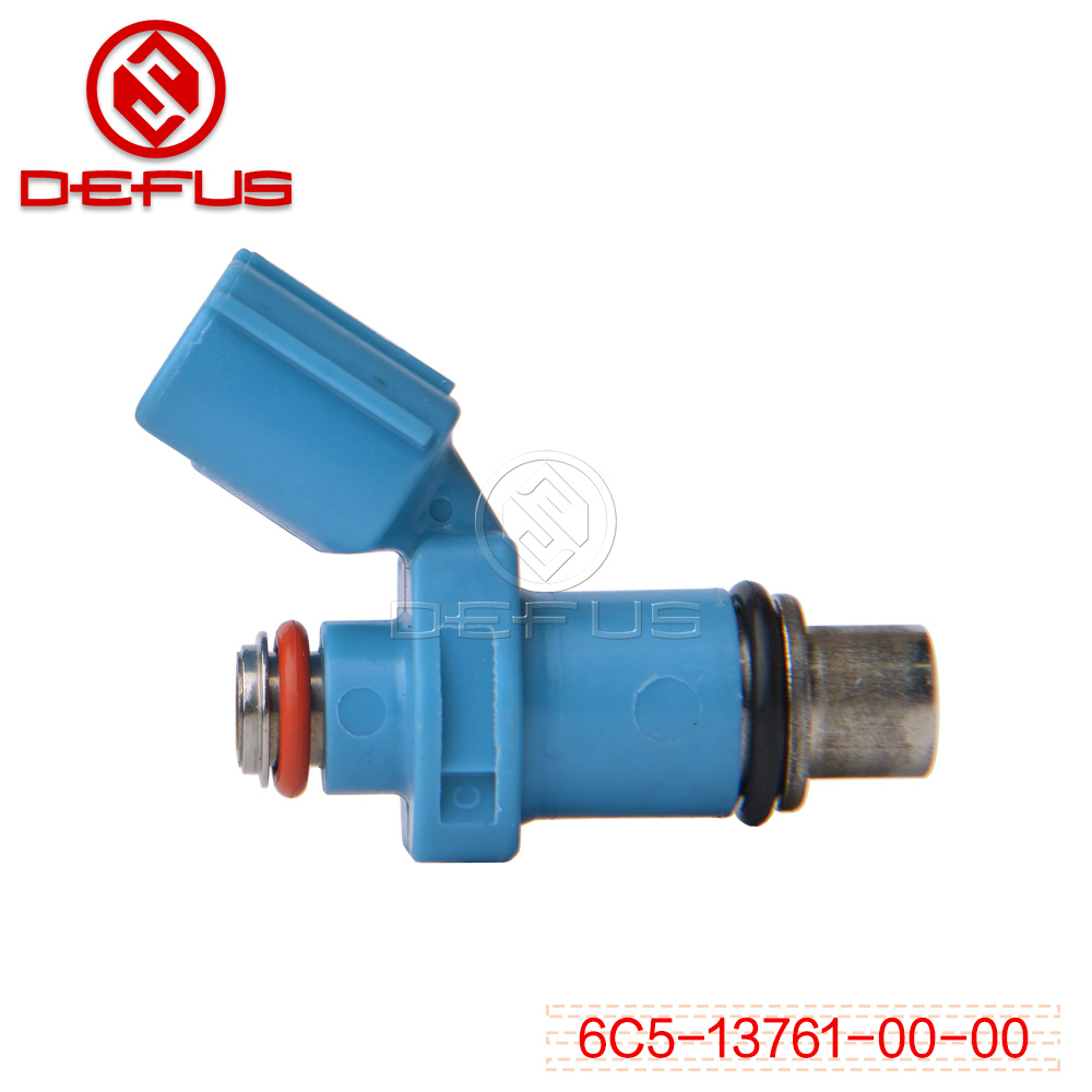 DEFUS-160cc Fuel injector OEM 6C5-13761-00-00 For Yamaha 40-50-60 HP 2 4-1