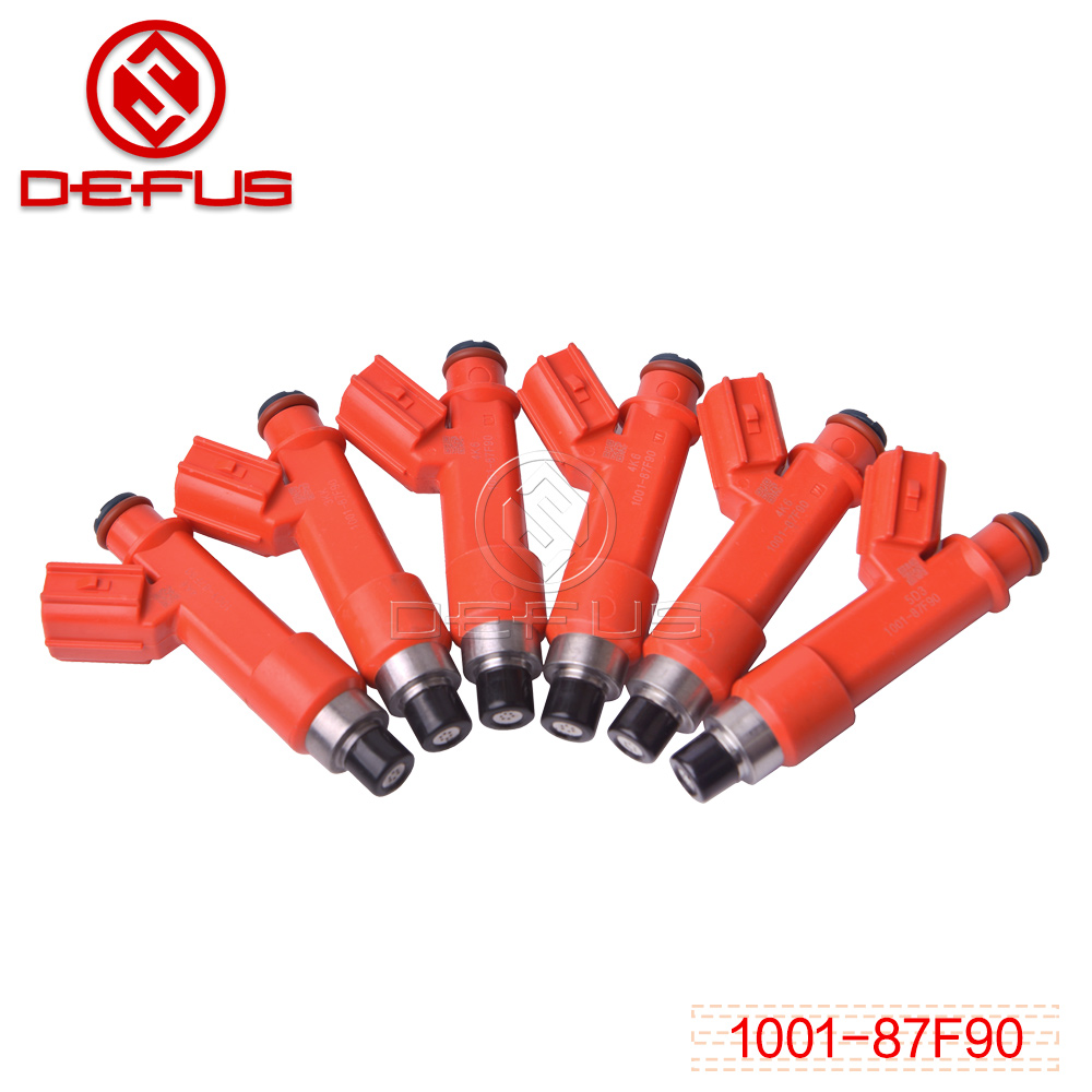 DEFUS-Toyota Corolla Injectors Fuel Injector 1001-87f90 For Modify-1