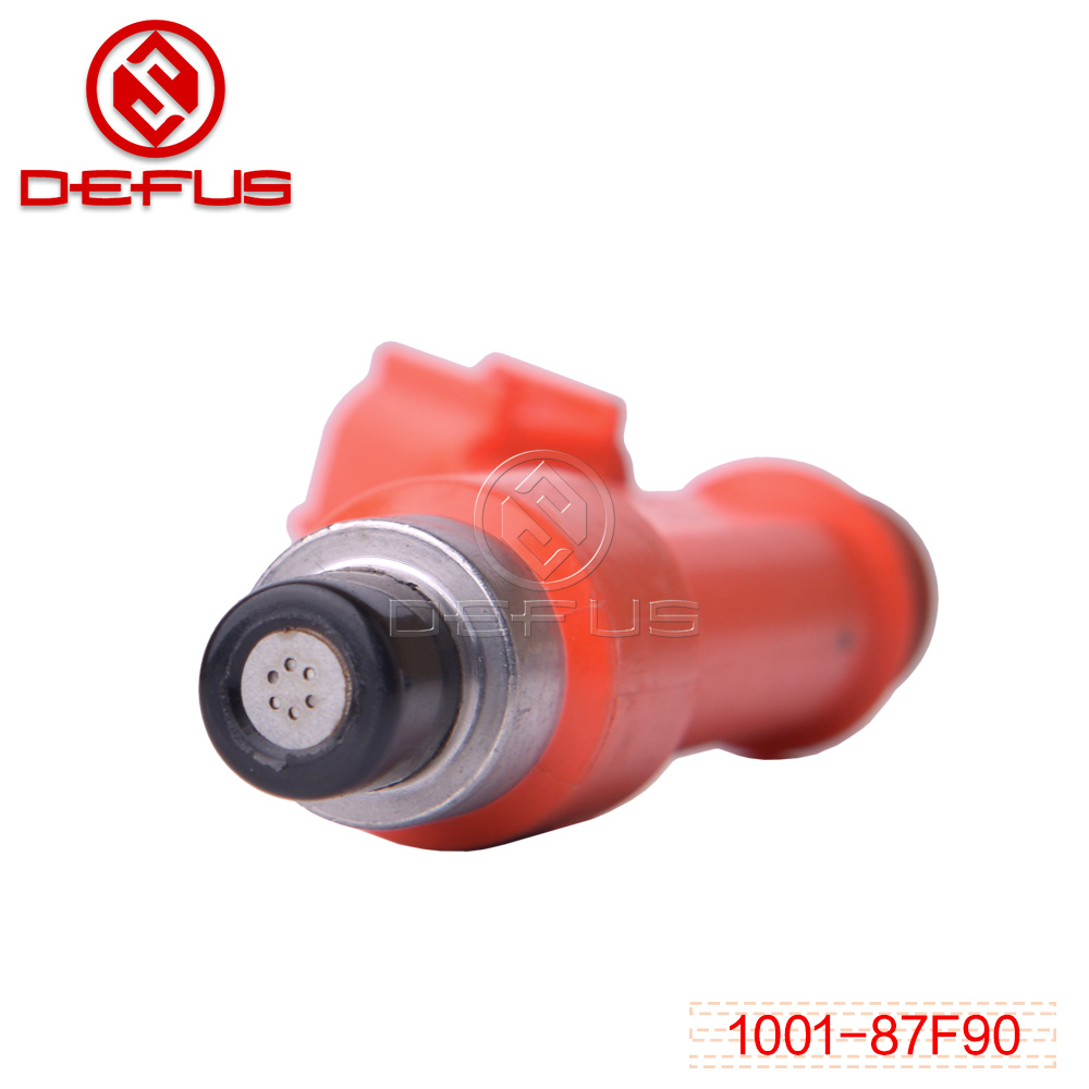 DEFUS-Toyota Corolla Injectors Fuel Injector 1001-87f90 For Modify-3