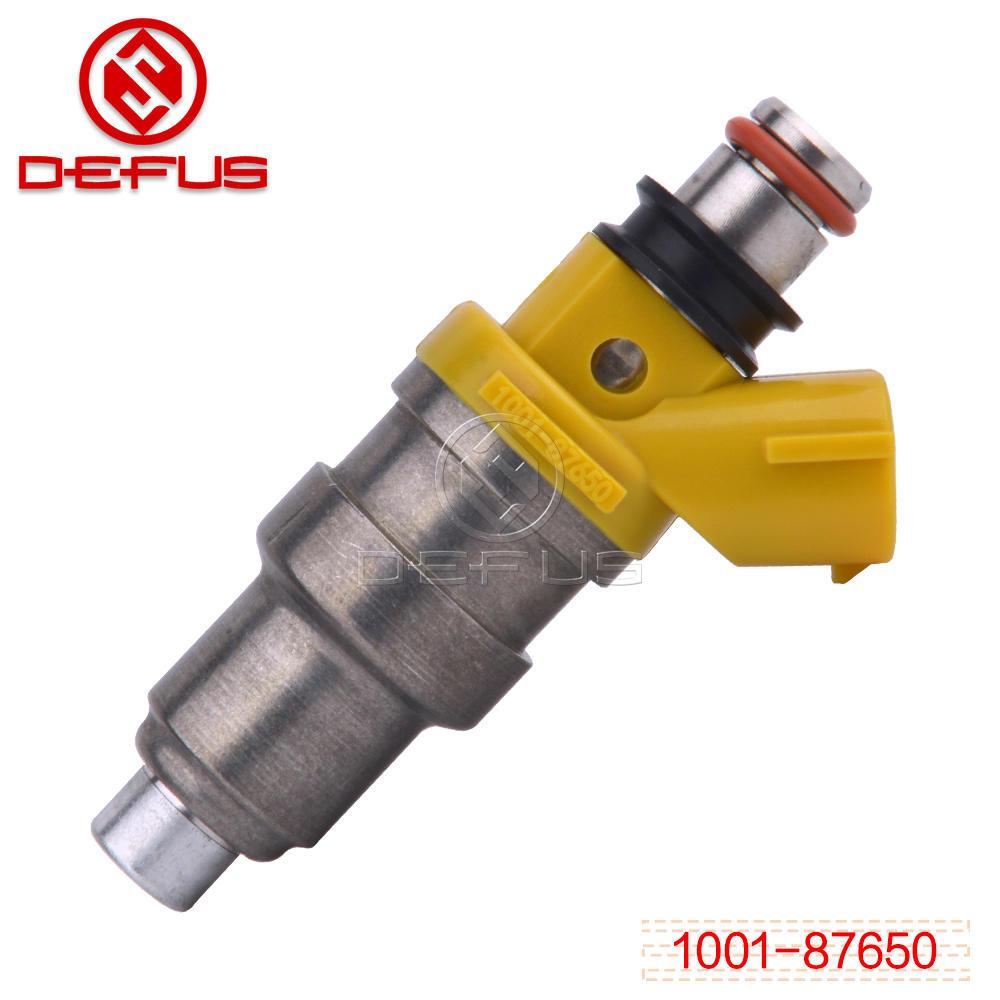 Fuel Injectors 1001-87650 for Toyota Corolla Supra MR2 nozzle