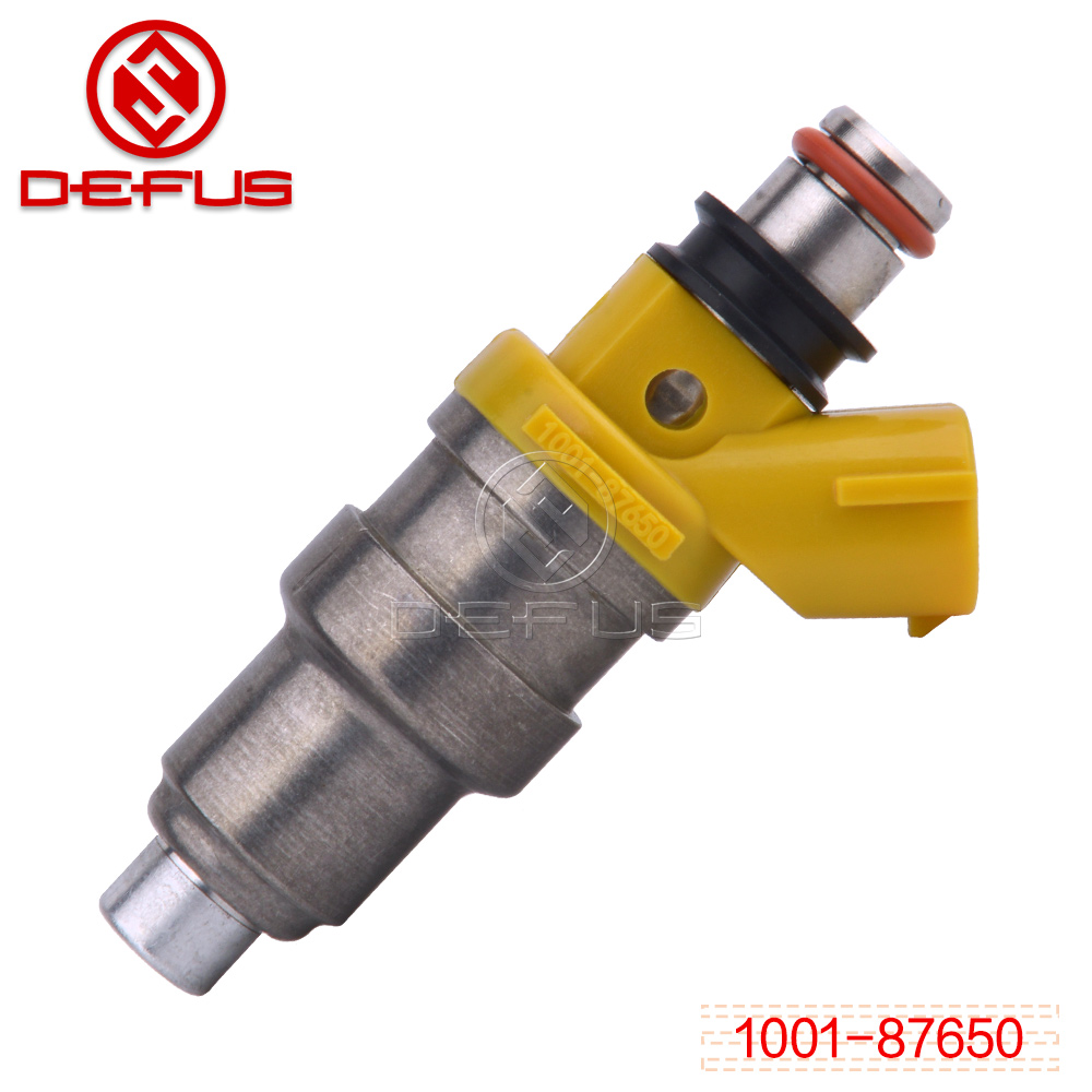 DEFUS-Corolla Injectors | High Impedance Fuel Injectors 1001-87650 Fortoyota