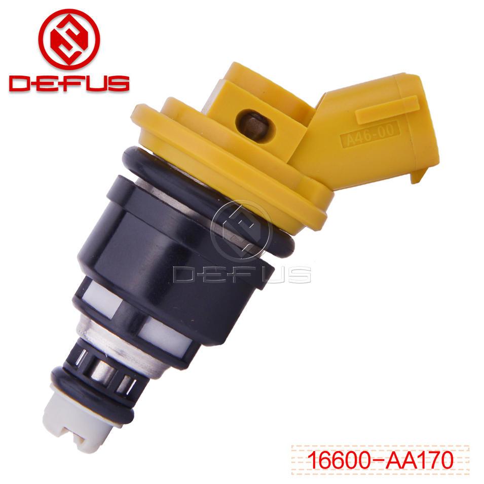 16600-AA170 fuel Injectors 1200cc For Subaru Sti WRX GC8