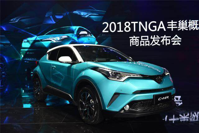 DEFUS-Injector Suppliers-toyota C-hr Finally Arrived, And The Power-1