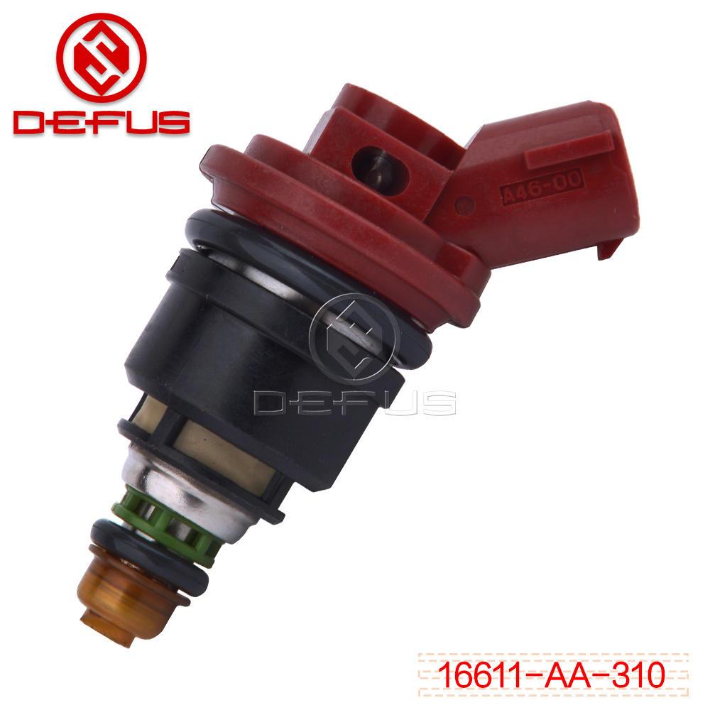 Fuel Injector 16611AA310 for Subaru Legacy 2.2/2.5L Impreza